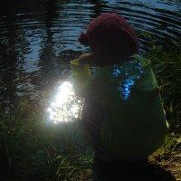 А он живой и светится..... :: Tatiana Markova