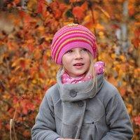 Осень - ты на грусть мою похожа ... Осень ... :: Дина Seredina