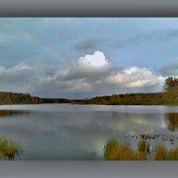 осенняя радуга 2 :: Сергей Розанов