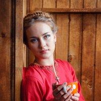 Люблю всё то, что называю  Одним великим словом - Русь!!! :: Maria Kirillova