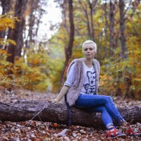 Наедине с Осенью.. :: Ксения Заводчикова