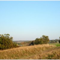 Октябрьский пейзаж... :: Тамара (st.tamara)