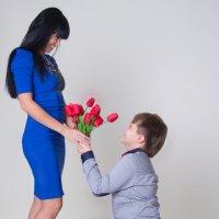 Юля и Максик :: Мария Черенова