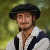 Портрет молодого человека. :: Танкист .