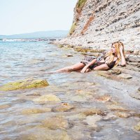 Море,скалы :: Svetlana Dikova