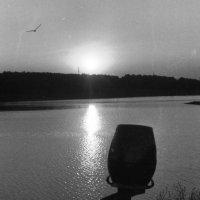 На закате :: Николай Бродяной