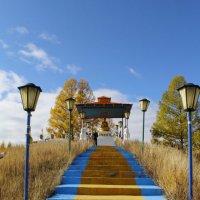 Дорога к Будде :: василиса косовская