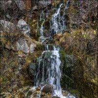 Небольшой водопад на карьере Старая Линза :: Alexandr Jakovlev