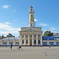 Пожарная каланча в Костроме. :: Ирина