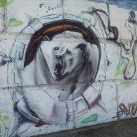 графити :: Анастасия Вышемирская