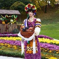 Цветочная красавица :: Андрей Нибылица
