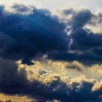 Штормовое небо :: Никита Иванов