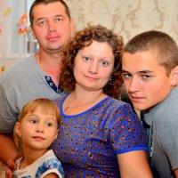семья :: Ирина Никулица