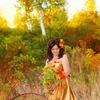 Сказочная осень :: Ольга Литвинова