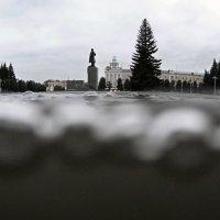 Курган.Центральная площадь. :: Николай Пушилин