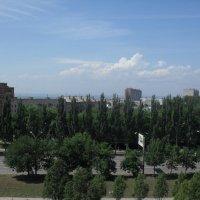 Вид из окна вуза :: Татьяна Коблова