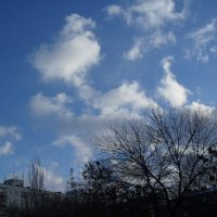 Облака :: Татьяна Коблова