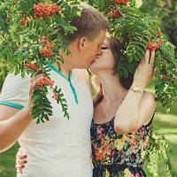 Солнечный день с Алексеем и Катериной :: Алексей Рагузин