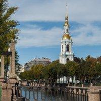 Там где Крюков канал... :: Владимир Лисаев
