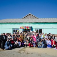 Общая фотография жителей села :: Katya Briz