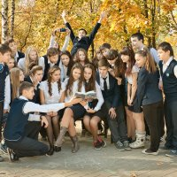 Эксперименты с выпускниками! :: Дарья Казбанова