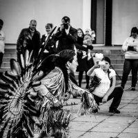 Первобытные танцы :: Светлана Шмелева