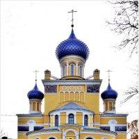 Храм Андрея Критского (4). :: Владимир Валов