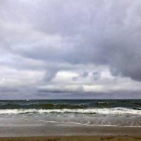 Хмурое небо :: Мария Литвинова
