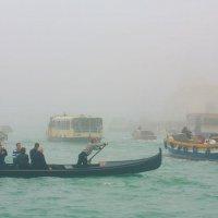Туманная Венеция 5 :: Константин Виноградов