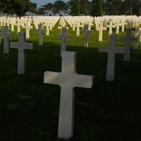 Normandy American Cemetery :: Alena Kramarenko