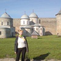 Ивангородская крепость :: Наталья Рябкова
