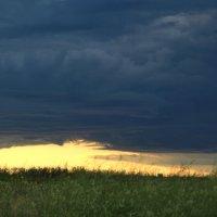Грозовое небо. :: Анастасия Самигуллина