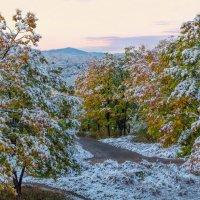 Осенний пейзаж... :: Тамара Морозова