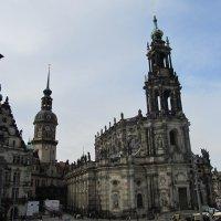 Замок-резиденция.Дрезден :: Яна Чепик