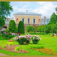 Городской пейзаж :: Лидия (naum.lidiya)