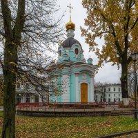 Царская часовня. :: Виктор Грузнов
