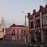 Пересечение улиц Мира и Льва Толстого :: Canon PowerShot SX510 HS