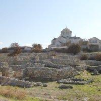 Стены древнего Херсонеса :: Dogdik Sem