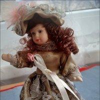 Кукла Бетти :: Нина Корешкова