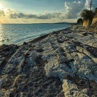 Просто мечта стала былью… Я на морском берегу… :: Ирина Данилова