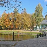 Просто, в городе была осень :: Alexandr Zykov