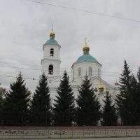 Собор Воздвижения Честного Креста Господня :: раиса Орловская