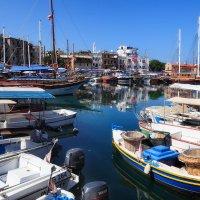 Живописная гавань в Кирении :: Anna Lipatova