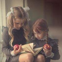 Школьные годы чудесные :: Надежда Шибина