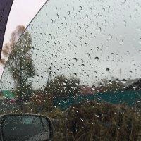 Дождь за окном :: Ринат Искандаров