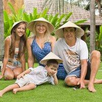 Семья,  фотосессия в отеле, Вьетнам, :: Наталья Краснюк