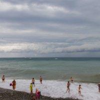 Extremal swiming :: Евгений Мезенцев