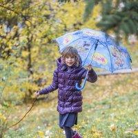 радостно под зонтиком :: Лариса Батурова