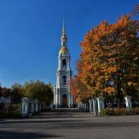 СПб. Колокольня Никольского собора :: Евгений Никифоров