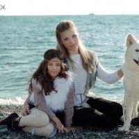 София и Полина :: Юлия Кузнецова